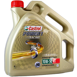CASTROL Power 1 Racing 4T 10w50 -4L