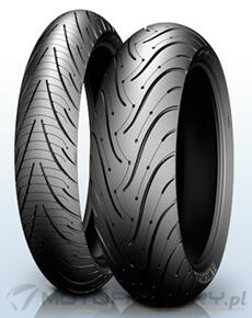 MICHELIN PILOT ROAD 3 110/80 ZR18 58W